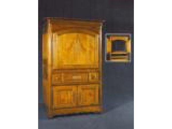 1725 BEAUMANOIRE TV ARMOIRE