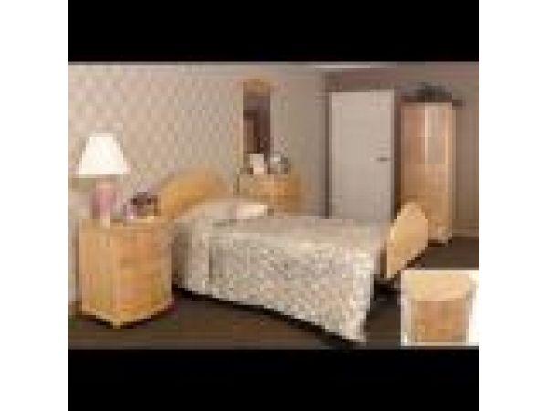 Monaco Healthcare Series Resident Room Furniture