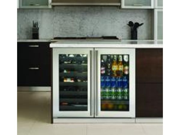 3036BVWC, 36 Modular 3000 Series Beverage Center/Wine Captain Model