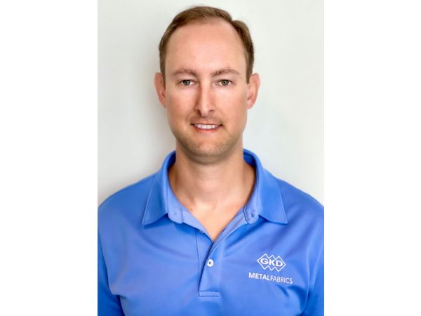 GKD-USA Promotes Dale Payne to Chief Engineer