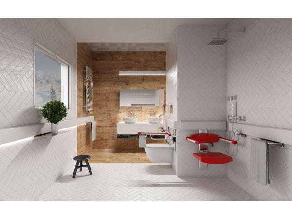 Profilo Smart, inclusive design bathroom system