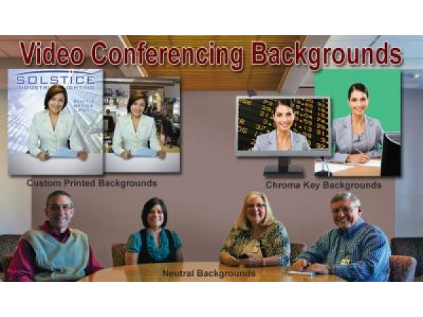 Draper Video Conferencing Backgrounds