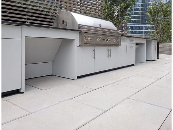 Outdoor Kitchen ADA Requirements for Multifamily Housing