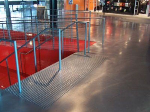 Alumafloor Tile