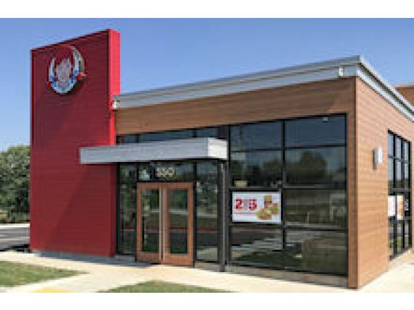 Wendy's Quality Supply Chain Co-op, Inc. Teams with Tubelite Inc. to Offer Storefront and Entrance Systems on Prototype Restaurants
