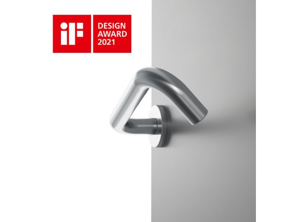 Manital wins iF DESIGN AWARD 2021 with NoHAND handle