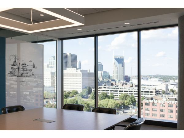 """Back to the office: Linetec Supports Attractive, """"Green"""" and Clean Workspaces"""