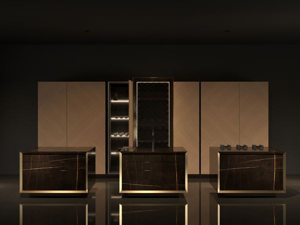 Meet MI45: Secret Intelligence Service Kitchen by BT45