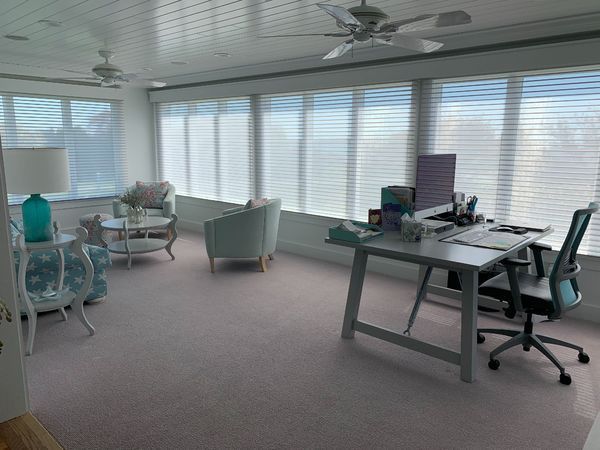 Making the Home Office Work: A Space Transformed with Smart Shades