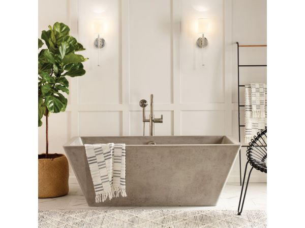 Native Trails Launches New Eco-friendly Concrete Tub