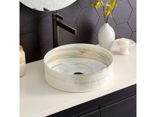 Native Trails Launches Murano Glass Sink Collection