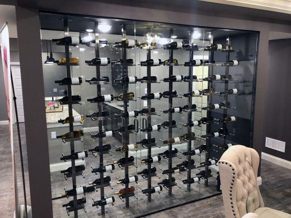 Wine Cellar Design Case Study: St. Louis St. Jude Dream Home 2020