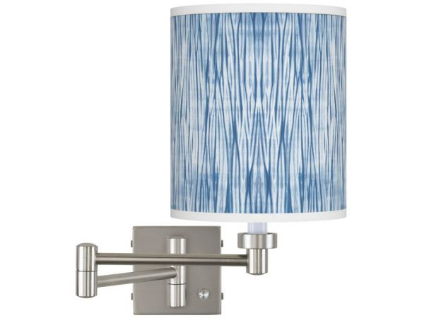 Beachcomb Swing Arm Wall Lamp