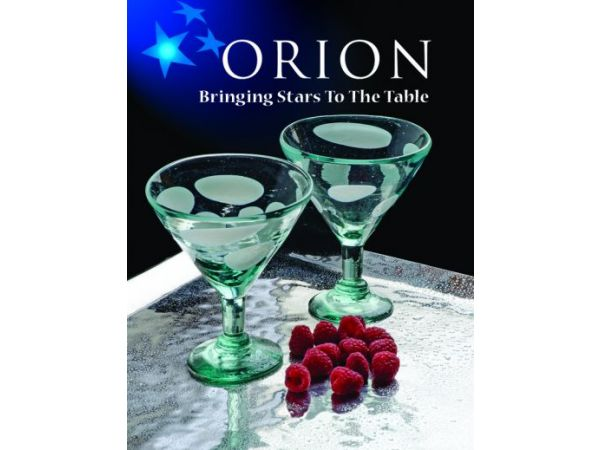 Orion: The Creative Link Between Design, Sustainability and Tabletop