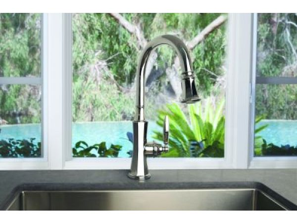 Metropole Kitchen Pull Down Faucet