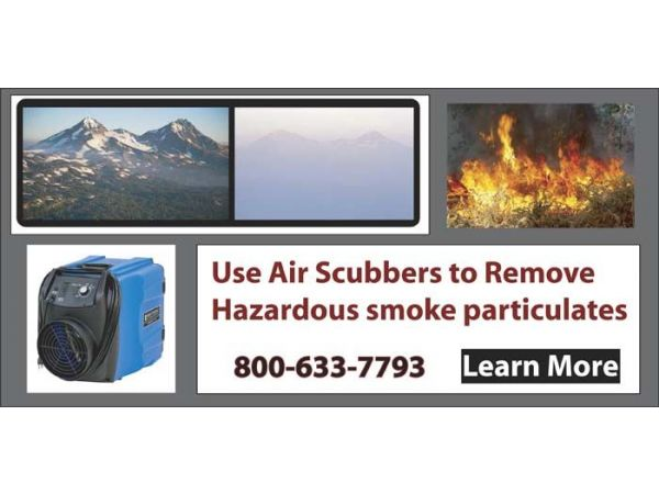 Using Air Scrubbers to Remove Fire Particulates and Smoke from Your Home.