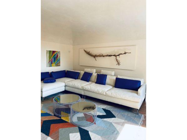 Milano Bedding for Villa Gabiano, Monferrato - Italy