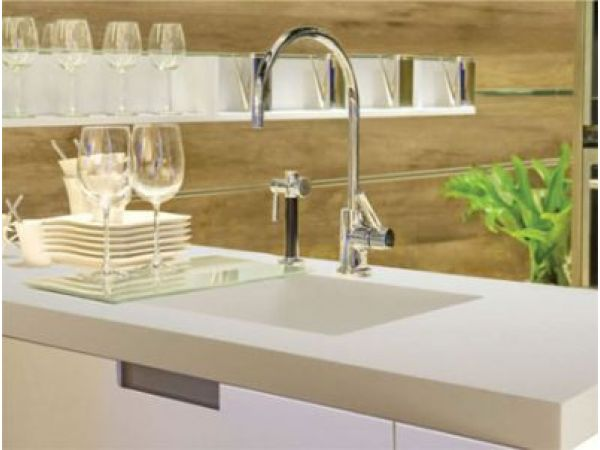 MTI Baths Counter-Sinks Bring the Luxury of A Five Star Experience Home.