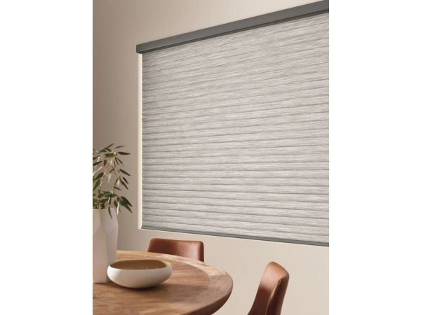 Hunter Douglas Innovates the Traditional Roll Design for Sonnette Cellular Roller Shades with Kickback