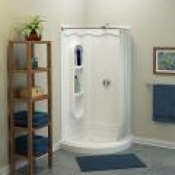 small corner shower kit. Freesia  34 Round Shower Kit Loading Zoom Design Journal Archinterious By