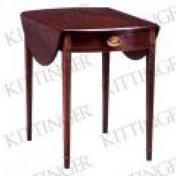 Design Journal Adex Awards Kt2209 Hepplewhite Pembroke Table By