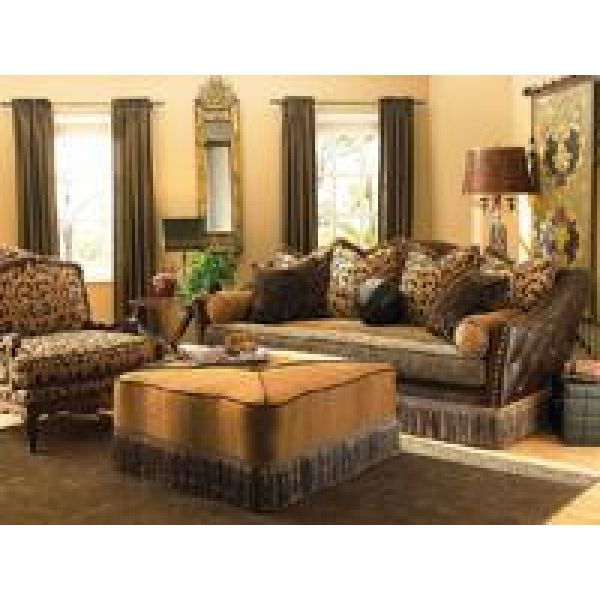sofa nottingham chair by kathy ireland home by omnia furniture