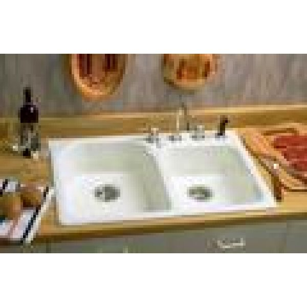 tuscany ii kitchen sink loading zoom eljer - Eljer Kitchen Sinks