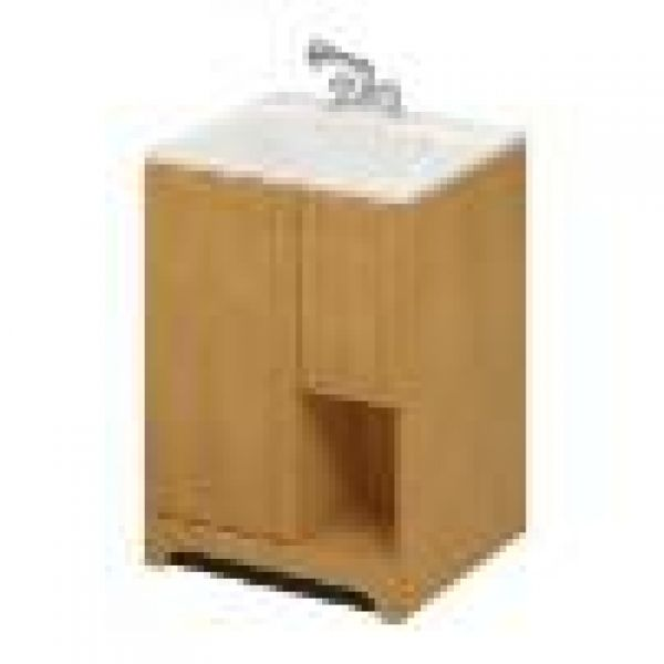 All In One Laundry Sink Cabinet : ... Laurel All-In -One Utility Sink & Cabinet Kit by Masco Bath