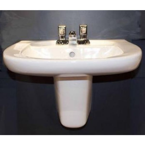 Gerber Wall Hung Sink : ... , Archinterious North Point Lavatory with Shroud by Gerber Plumbing