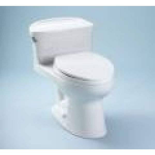 Design Journal, Archinterious | Bristol One Piece Toilet, 1.6 GPF by ...