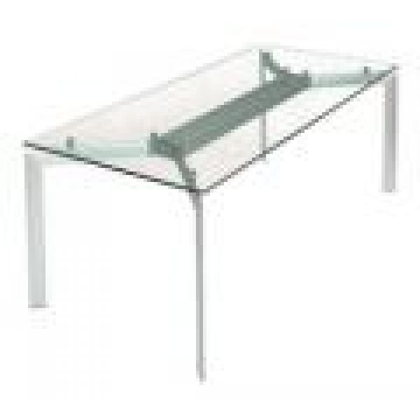 Design Journal Archinterious Prism Glass Table Rectangle By