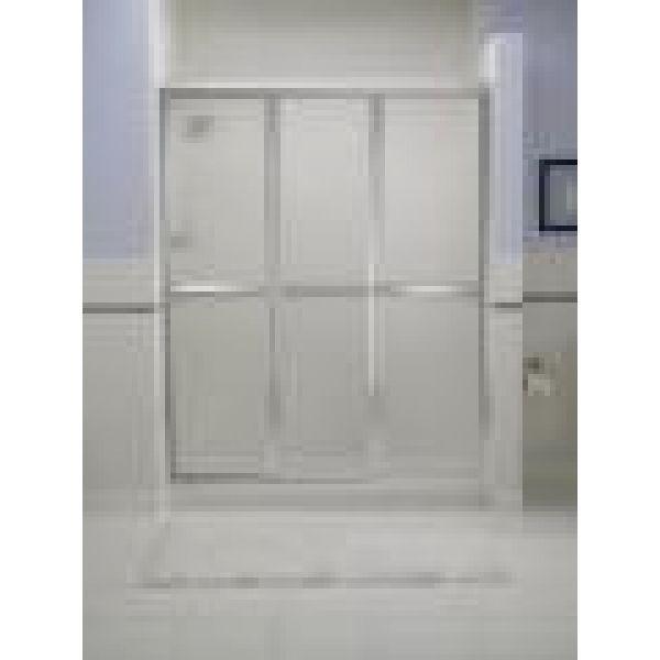 5776m 48 Tri Panel Bath Door Loading Zoom