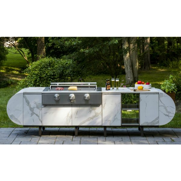 Design Journal, ADEX Awards | ASA-D2 Modular Outdoor Kitchen ...