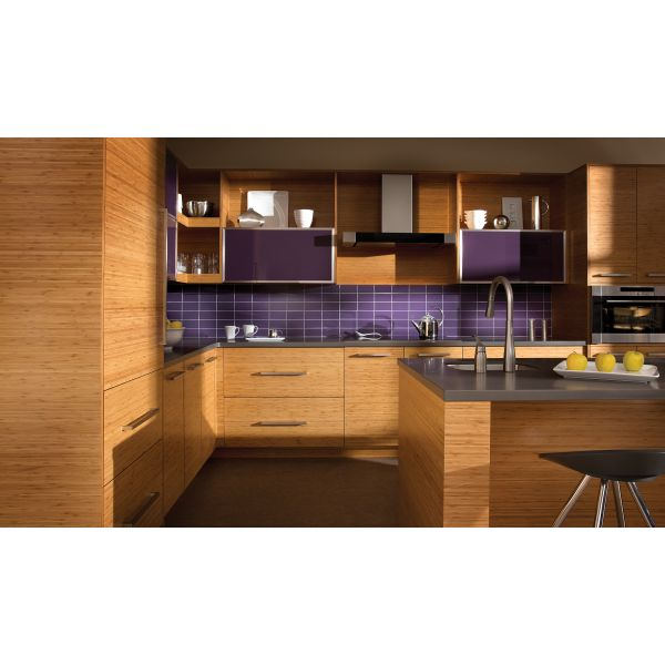 Kitchen Cabinets Veneer: Exotic Veneer Cabinets From Dura Supreme By Dura Supreme Cabinetry
