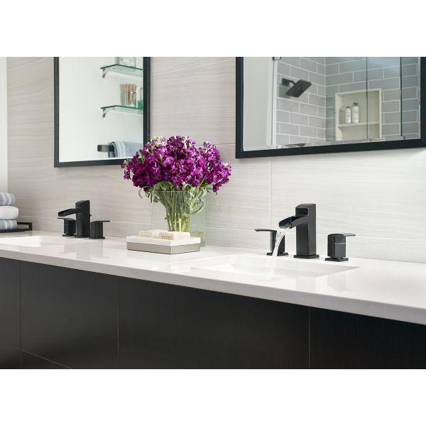 Kenzo Matte Black Bath Faucet Loading Zoom