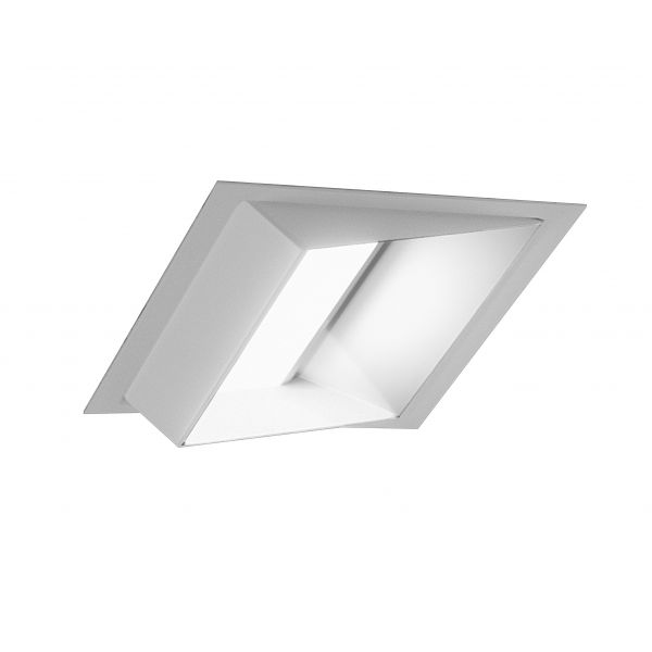 Design journal archinterious s222 semi recessed led wall washer loading zoom the lighting quotient mozeypictures Choice Image