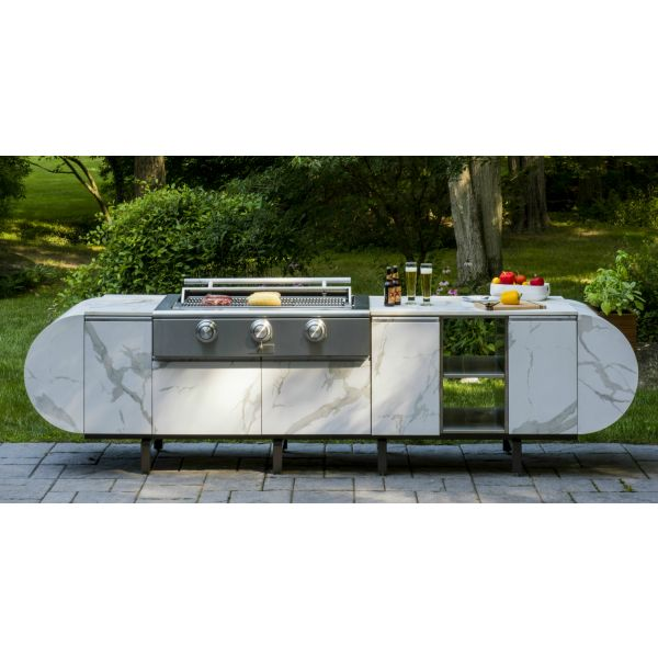 Design Journal Archinterious Asa D2 Modular Outdoor Kitchen By