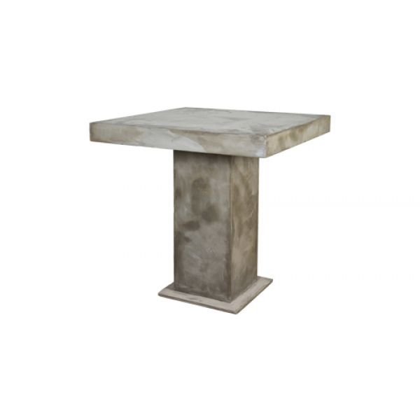 Concrete Pub Table Loading Zoom