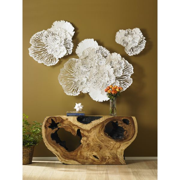 Design Journal, Archinterious | Flower Wall Art by Phillips ...