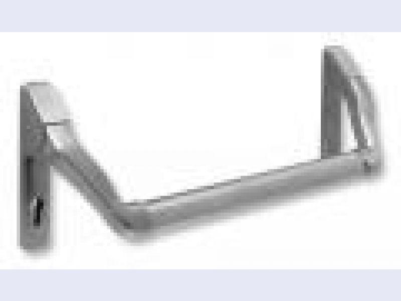 Push bar for heavy weight panic doors to EN 1125