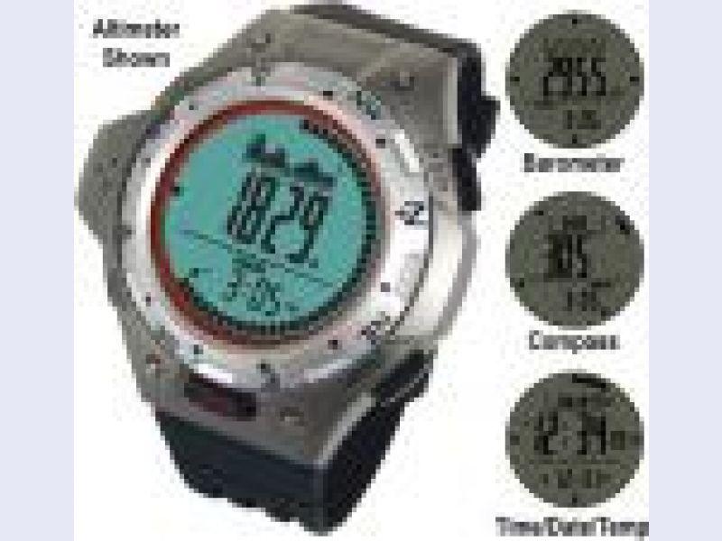 XG-55Digital Altimeter Watch with Compass