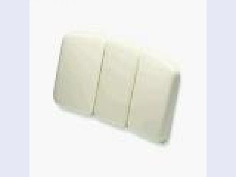 Tri-fold Bath Pillow