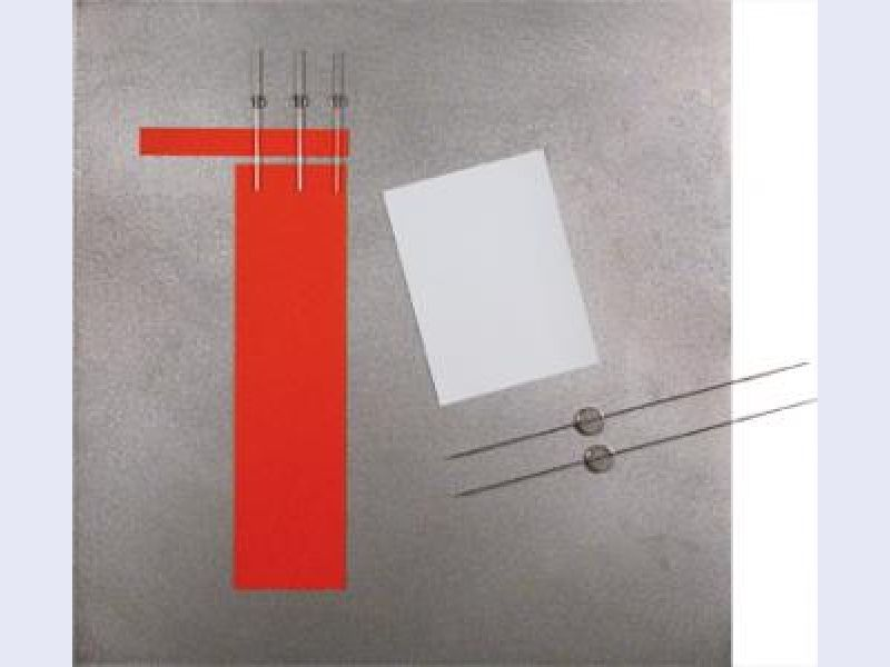 Rhythm - Interactive Magnetic Drawings
