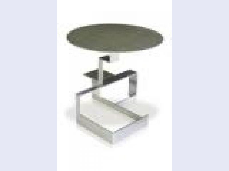 Landscape Side Table