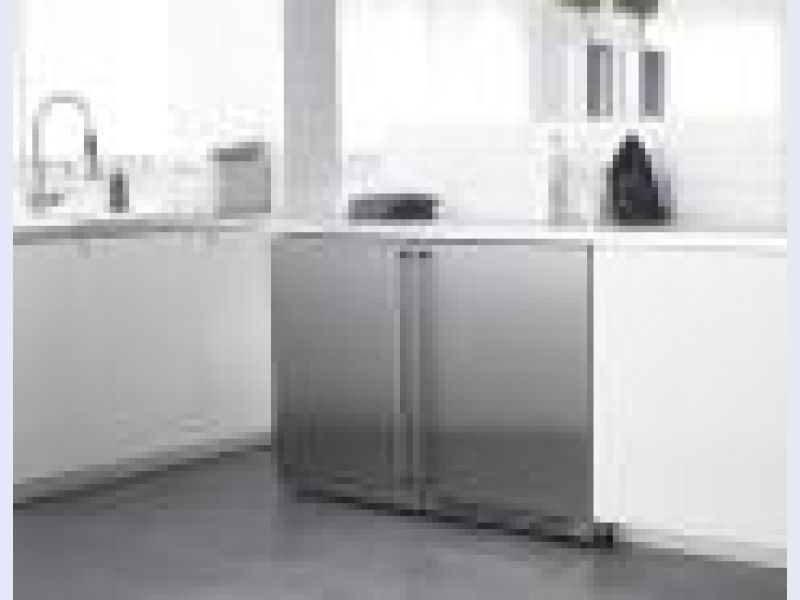 ASKO Fully Integrated Laundry