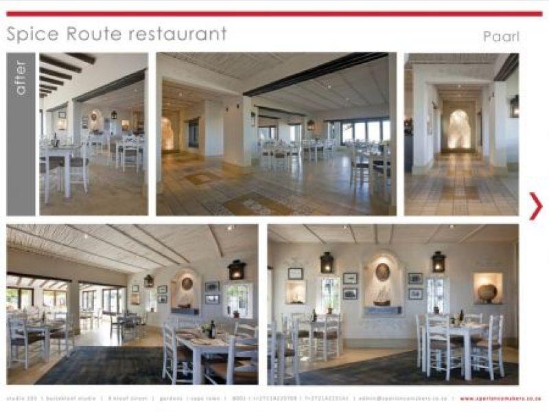 Spice Route Restaurant