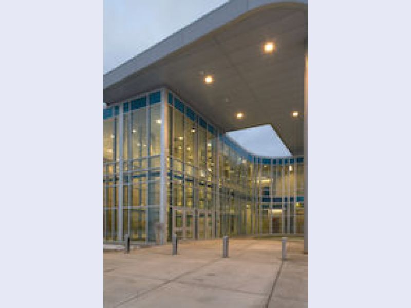 Gull Road Justice Complex