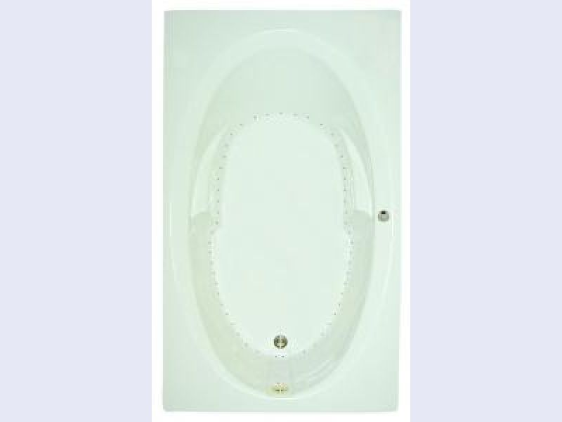 Pro-Fit 4272 Rectangular Air Massage Bath