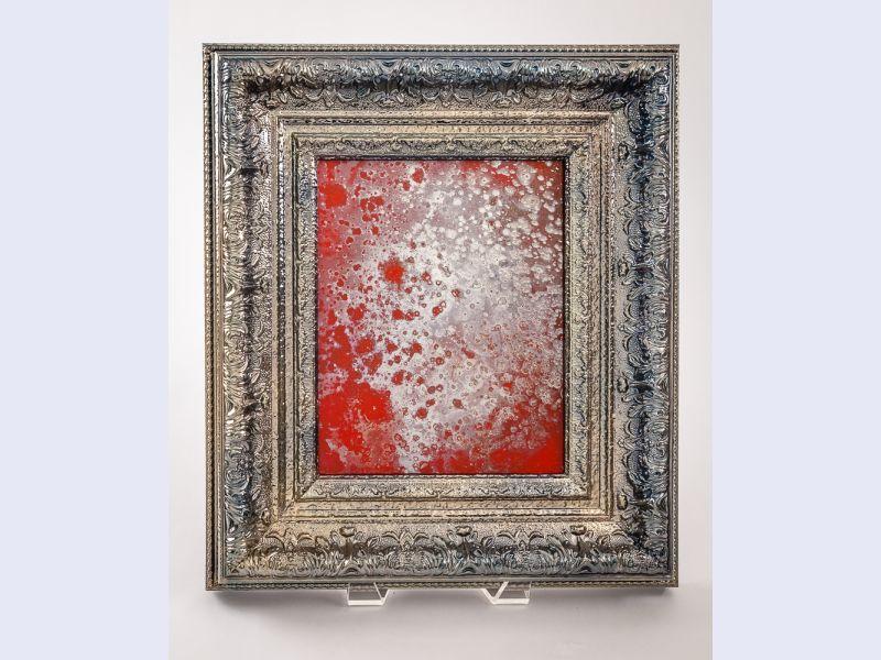 Firecracker Antique Mirror | Flash Frame