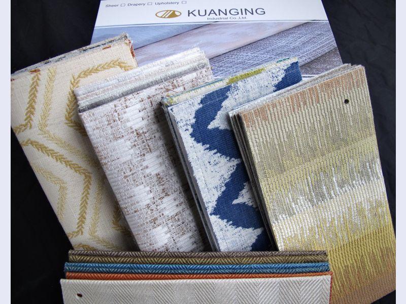 Drapery and Furnishing Fabrics